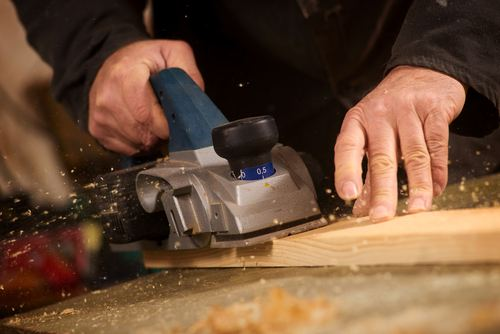 image of woodworking